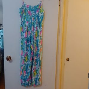 Lilly Pulitzer jumpsuit size small